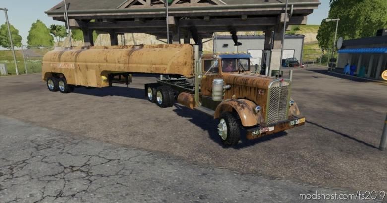 KW521 Duel for Farming Simulator 19