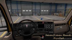 Interior/Exterior Reworks Megapack V1.8 for American Truck Simulator