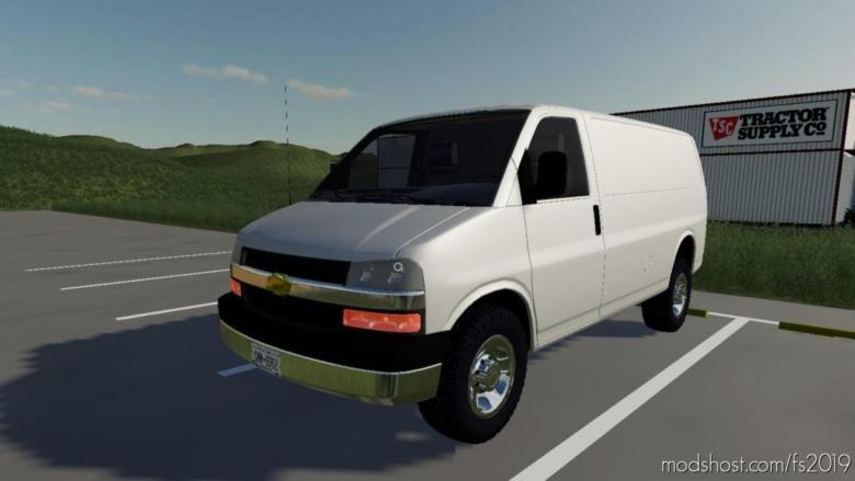 Chevy Express for Farming Simulator 19