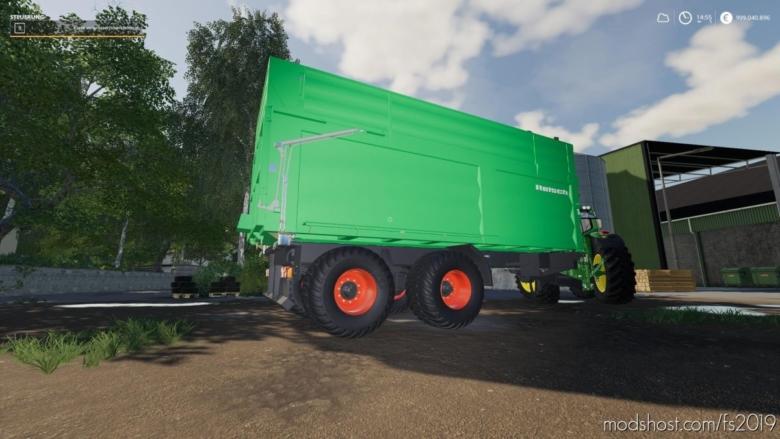 Reisch Rtwk 240 for Farming Simulator 19