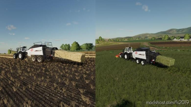 NEW Bales V1.2 for Farming Simulator 19