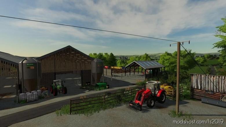 Purbeck Valley Farm for Farming Simulator 19