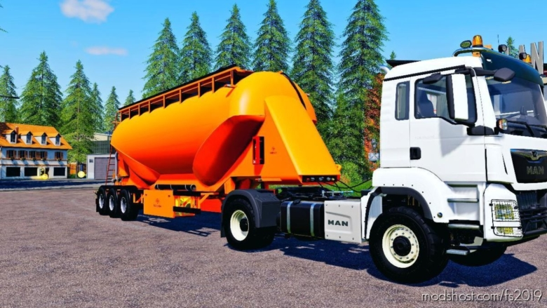 Feldbinder Tanker Pack for Farming Simulator 19