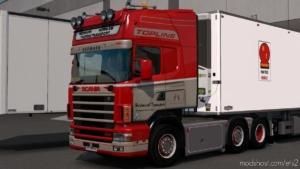 Scania R4 Hedmark Transport Skin Pack V2.0 for Euro Truck Simulator 2
