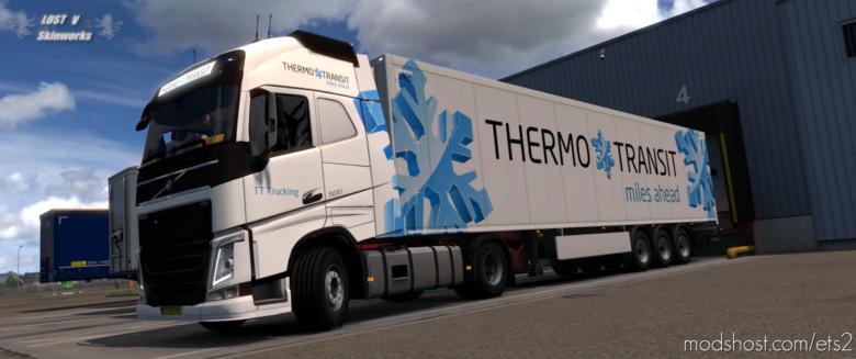 Thermo Trans Volvo FH Combo V1.0.1 for Euro Truck Simulator 2