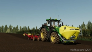 Bednar Fertibox FB 3000 for Farming Simulator 19