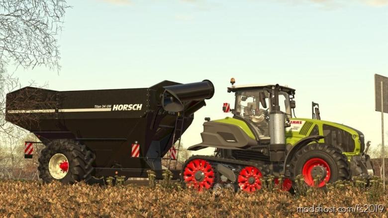 Horsch Titan 34 UW for Farming Simulator 19