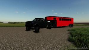 2017 Chevy 1500 for Farming Simulator 19