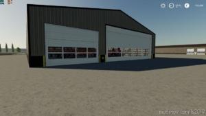 US BIG Shed 19 V 3.2 for Farming Simulator 19