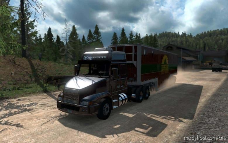 Volvo NH12 2000 Truck V1.3 [1.37] for American Truck Simulator