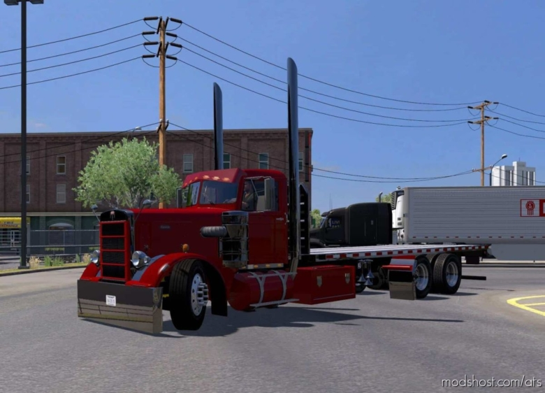 Peterbilt 281/351 Truck V2.0 [1.38] Beta for American Truck Simulator