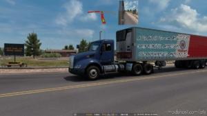 Route Advisor W.I.P [1.38] for American Truck Simulator