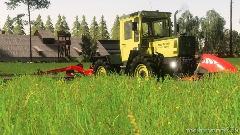 MB – Trac 1100 for Farming Simulator 19