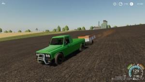 ARO 322 for Farming Simulator 19