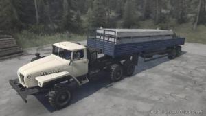 Ural-4320 Truck V25.06.20 for MudRunner