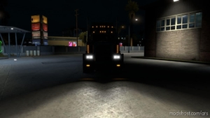 Realistic Vehicle Lights Mod V5.0 for American Truck Simulator