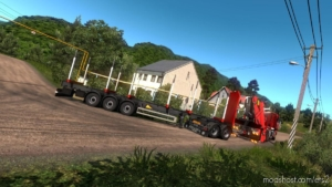 SCS Rigid Trailers V1.6.1 [1.35 – 1.38] for Euro Truck Simulator 2