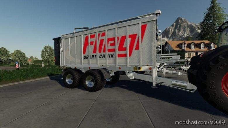 Fliegl ASW256 for Farming Simulator 19