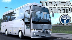 Temsa Prestij SD 2014 V2 [1.37] for Euro Truck Simulator 2