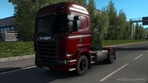 Scania Streamline NO Deflector [Mp-Sp] [Truckersmp] [1.37] for Euro Truck Simulator 2