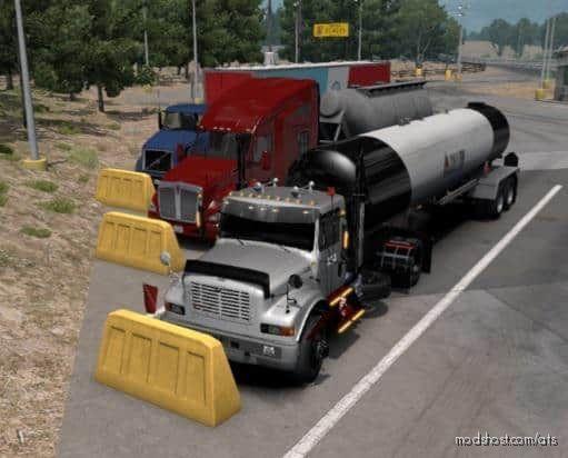 International 4700 Truck [1.37] – [1.38] for American Truck Simulator