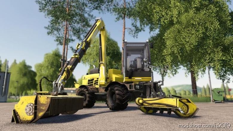 Energreen Pack for Farming Simulator 19