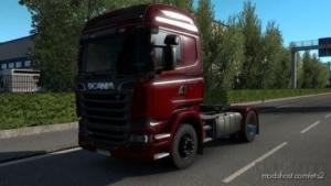 Scania Streamline NO Deflector [Mp-Sp] [Multiplayer] [Truckersmp] for Euro Truck Simulator 2