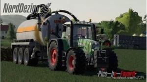 Kaweco Turbotanker V1.2 for Farming Simulator 19