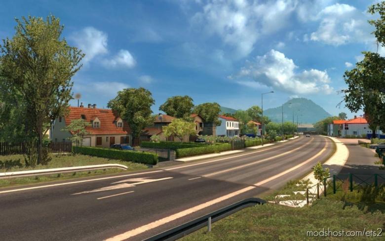 Project Balkans V4.2 [1.37] for Euro Truck Simulator 2