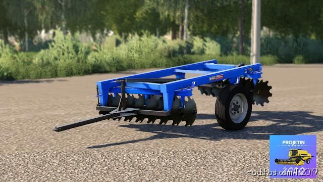 Baldan 26X16 for Farming Simulator 19