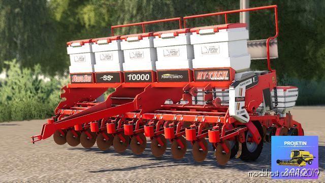 Stara Sfill 10000 for Farming Simulator 19