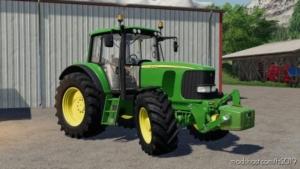 John Deere 6X20 Series Sound Update for Farming Simulator 19