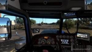 TOP Corner & Small Mirrors [1.37 & 1.38] for Euro Truck Simulator 2