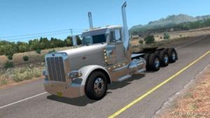 Peterbilt 389 8×6 Chassis Mod V1.1.2 for American Truck Simulator