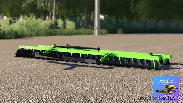 Niveladora Piccin for Farming Simulator 19