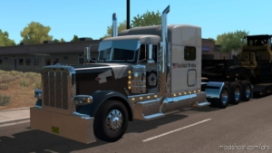 FS19 Peterbilt 389 8X6 Chassis Mod V1.2.2 for American Truck Simulator