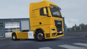 MAN TGX 2020 [1.37/1.38] for Euro Truck Simulator 2