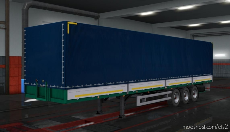 MAZ 9758-30XX V1.2 for Euro Truck Simulator 2