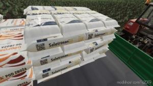 Polish Fertilizer Pallets for Farming Simulator 19