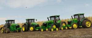 John Deere 7R,8R,8Rt,8Rx 2020 US-Version for Farming Simulator 19