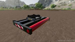 Excavator Grade Beam For Volvo 150 for Farming Simulator 19