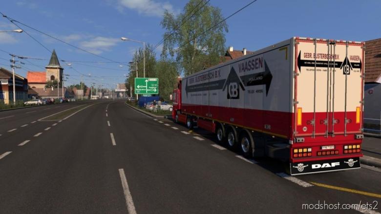 Bijsterbosch Transport Skin Pack V0.1 for Euro Truck Simulator 2