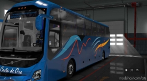 Volvo 9800 BUS V2.5 for American Truck Simulator