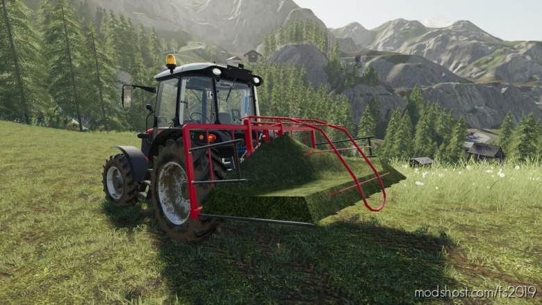 Lizard Haytail for Farming Simulator 19