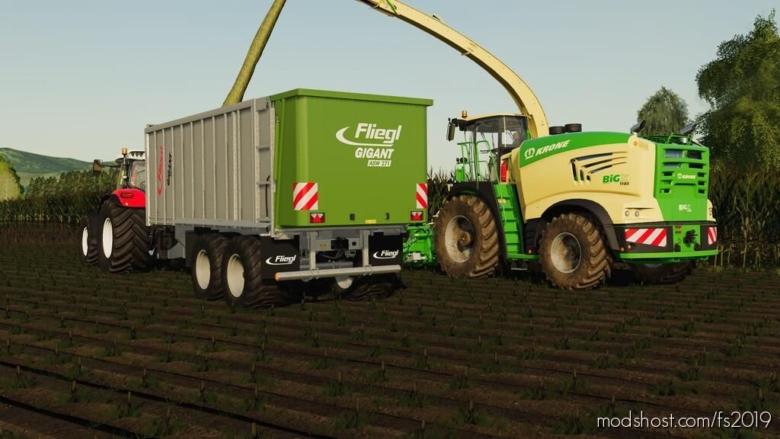 Fliegl ASW 271 for Farming Simulator 19