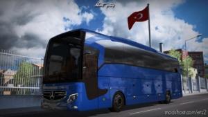 Mercedes Benz Travego X 2020 V2.0 for Euro Truck Simulator 2