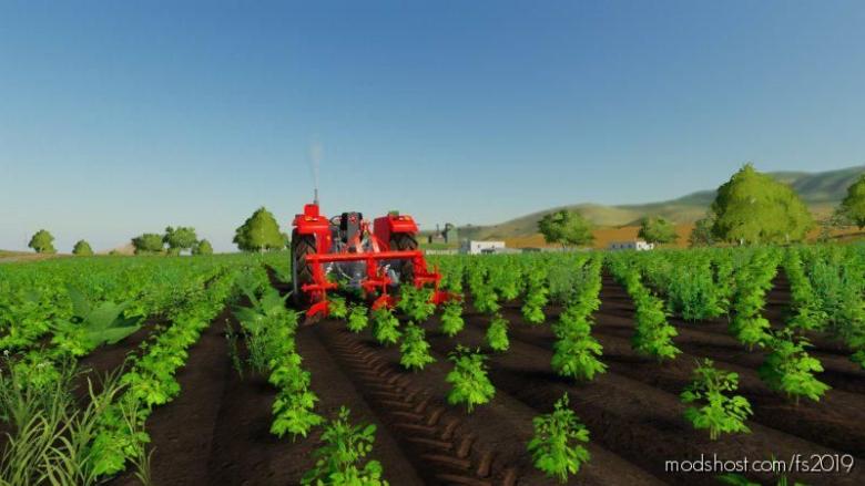 Obsypnik Udim Pack 3 And 5 for Farming Simulator 19