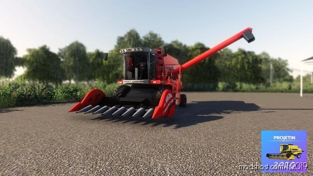 Plataforma MF for Farming Simulator 19