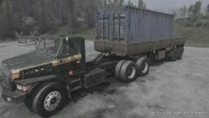 Voron D53233 Truck V30.06.20 for MudRunner