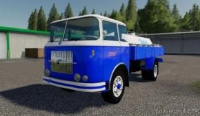 Skoda 706RTH Milk Truck for Farming Simulator 19